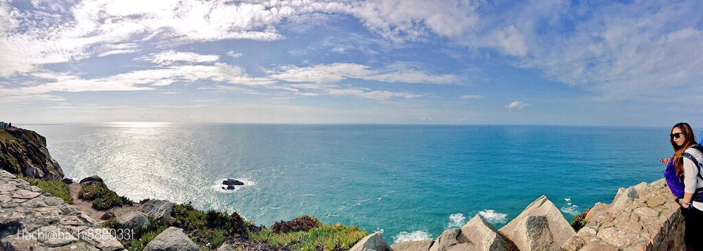 ロカ岬からの景色