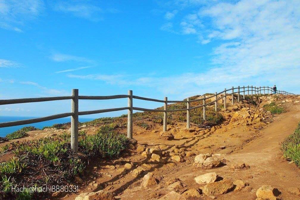 ロカ岬の景色