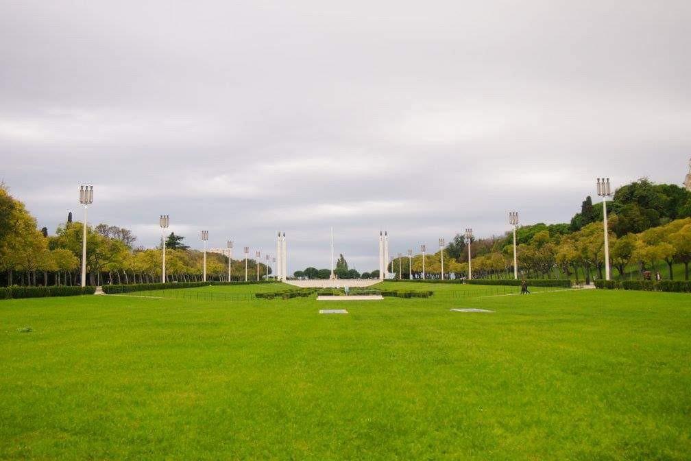 ポルトガルのエドゥアルド VII デ・イングラテーハ公園(Parque Eduardo VII)