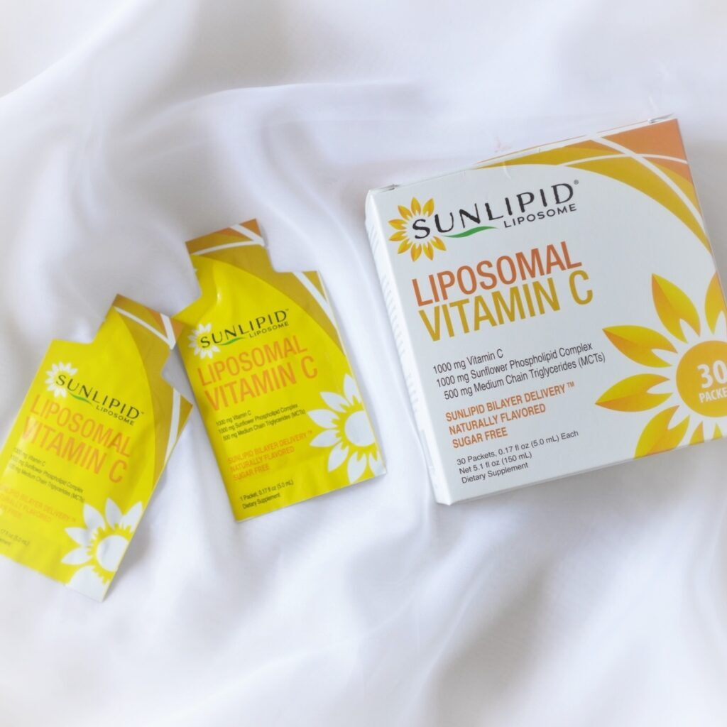 SunLipid, リポソームビタミンC